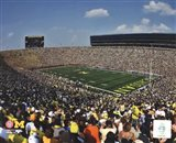 Michigan Stadium University of Michigan Wolverines 2011