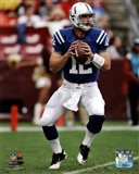 Andrew Luck 2012 Action