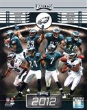 Philadelphia Eagles 2012 Team Composite