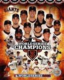 San Francisco Giants 2012 World Series Champions Composite