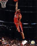 Allen Iverson 1997 Action