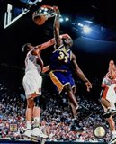 Shaquille O'Neal 1997-98 Action