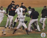 The San Francisco Giants Winning Game 4 of the 2012 World Series