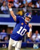 Eli Manning 2012 Action