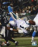 Cam Newton 2012 Action