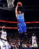 Russell Westbrook 2012-13 Action in basketball