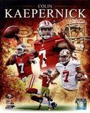 Colin Kaepernick 2012 Portrait Plus