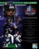 Jonathan Ogden NFL Hall Of Fame Class Of 2013