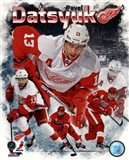 Pavel Datsyuk 2013 Portrait Plus