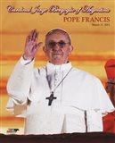 Cardinal Jorge Mario Bergoglio, Pope Francis I, March 13, 2013