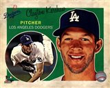 Clayton Kershaw 2013 Studio Plus