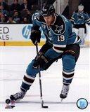 Joe Thornton on Ice 2012-13