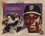 Willie McCovey 2013 Studio Plus