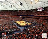 Carrier Dome Syracuse University Orangemen 2013