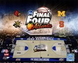 2013 NCAA Men's College Basketball Final Four Composite