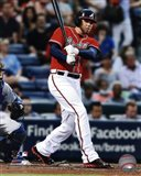 Freddie Freeman 2013 Action