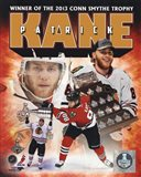Patrick Kane 2013 NHL Conn Smythe Trophy Winner Portrait Plus