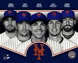 New York Mets 2013 Team Composite
