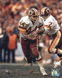 John Riggins Action