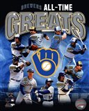 Milwaukee Brewers All Time Greats