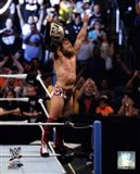 Daniel Bryan with Championship Belt 2013 Summer Slam