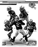 Oakland Raiders 2013 Team Composite