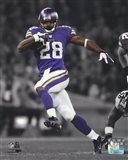 Adrian Peterson 2013 Spotlight Action