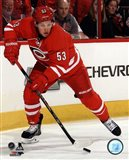 Jeff Skinner On Hockey Ice