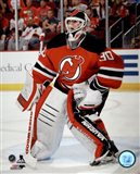 Martin Brodeur On Hockey Ice