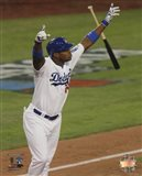 Yasiel Puig RBI Triple Game 3 of the 2013 National League Championship Series Action