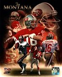 Joe Montana 2013 Portrait Plus