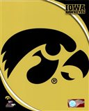 University of Iowa Hawkeyes Logo
