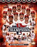 St. Louis Cardinals 2013 National League Champions Composite