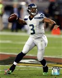 Russell Wilson 2013 Action