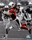 Larry Fitzgerald 2013 Spotlight Action