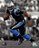 Cam Newton 2013 Spotlight Action
