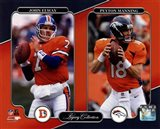 John Elway & Peyton Manning Legacy Collection