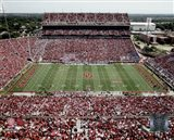 Gaylord Family-Oklahoma Memorial Stadium University of Oklahoma Sooners 2013
