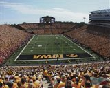 Kinnick Stadium University of Iowa Hawkeyes 2013