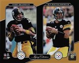 Terry Bradshaw & Ben Roethlisberger Legacy Collection