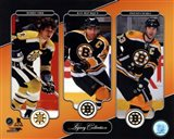 Bobby Orr, Ray Bourque, & Zdeno Chara Legacy Collection