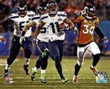 Percy Harvin Running a Touchdown Super Bowl XLVIII