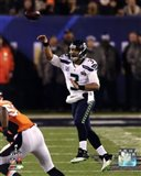 Russell Wilson in the Super Bowl XLVIII