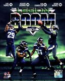 Seattle Seahawks The Legion of Boom Composite