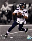 Russell Wilson Super Bowl XLVIII Spotlight