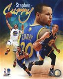 Stephen Curry 2014 Portrait Plus