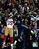 Richard Sherman pass deflection 2013 NFC Championship Game