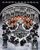 Los Angeles Kings 2014 Stanley Cup Champions Composite