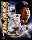 Masahiro Tanaka 2014 Portrait Plus