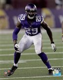 Xavier Rhodes 2014 Action